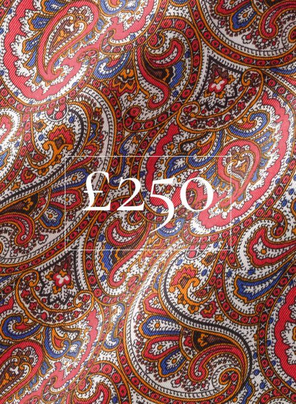 £250 T&D Voucher