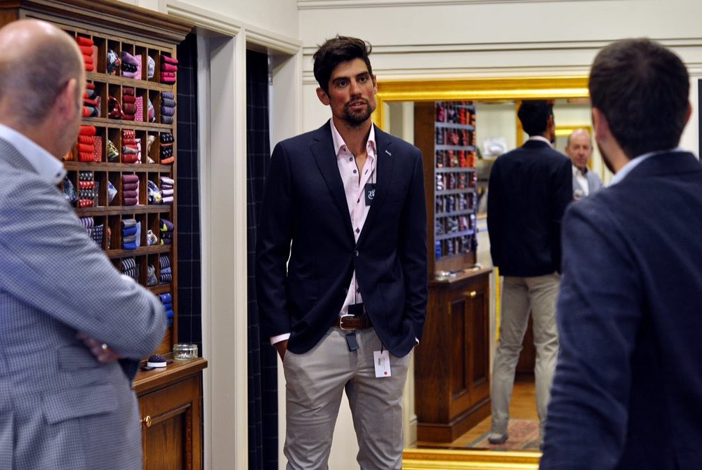 Sir Alastair Cook