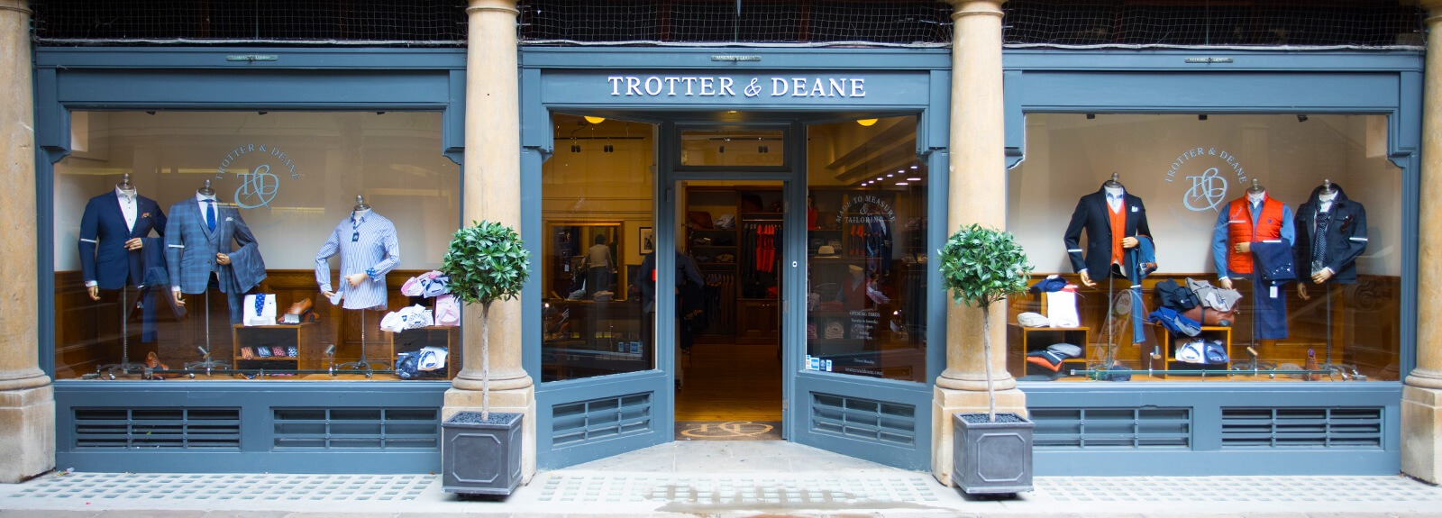 Trotter & Deane Cambridge