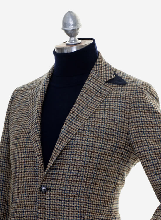 Dogtooth Milan Jacket